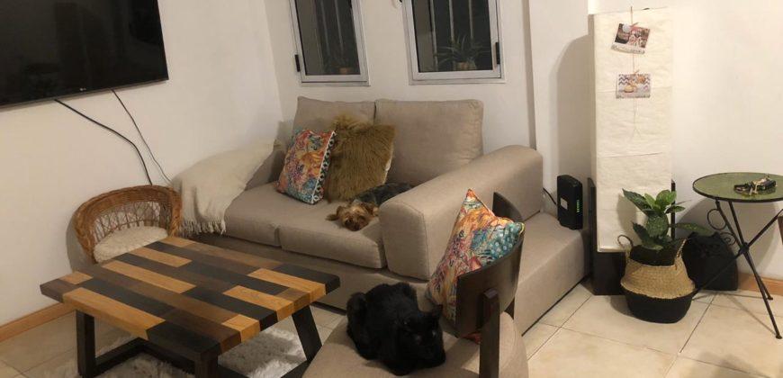 ALQUILADO – EXCELENTE DEPTO. 3 AMBIENTES CON COCHERA